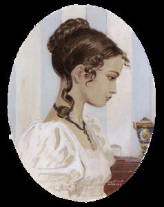 22Из книги А. С. Пушкин. «Евгений Онегин». Иллюстрация. 2002.png