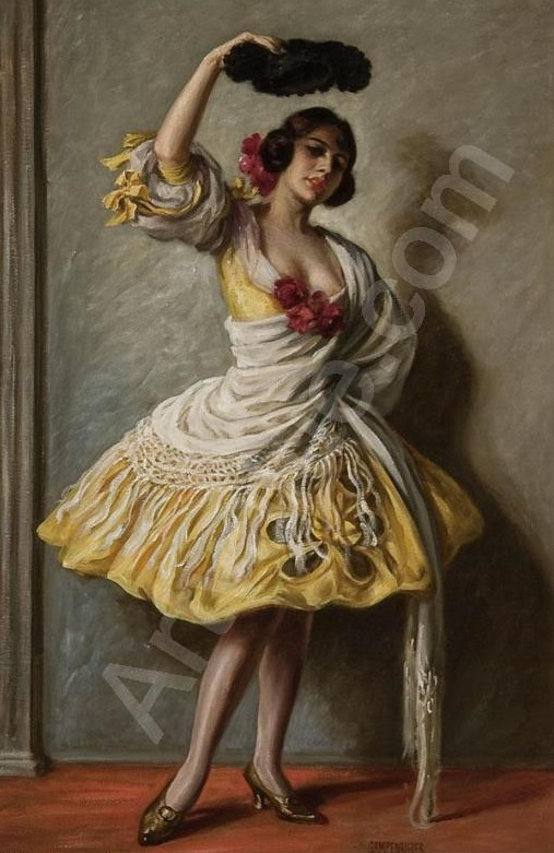 gampenrieder-karl-1860-switzer-flamenco-dancer-2408795.jpg
