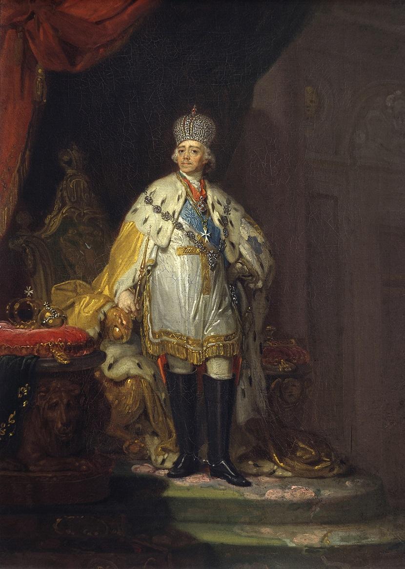Портрет Павла I в белом далматике 1799-1800.jpg