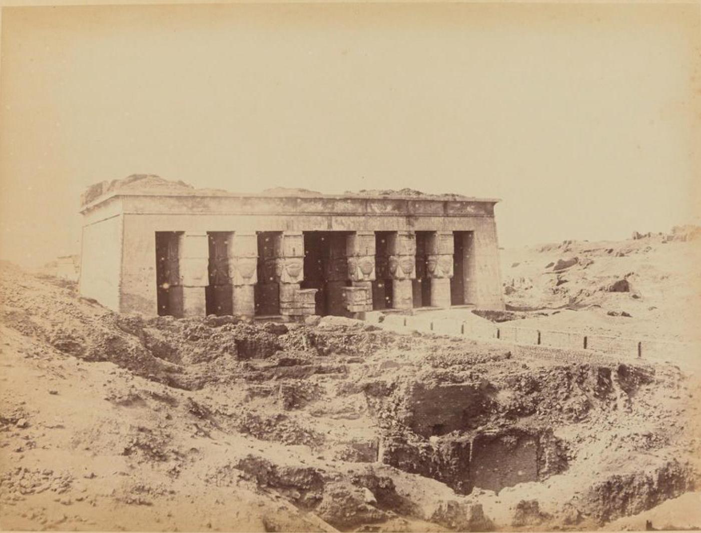 Храм богини Хатхор (Дендере)