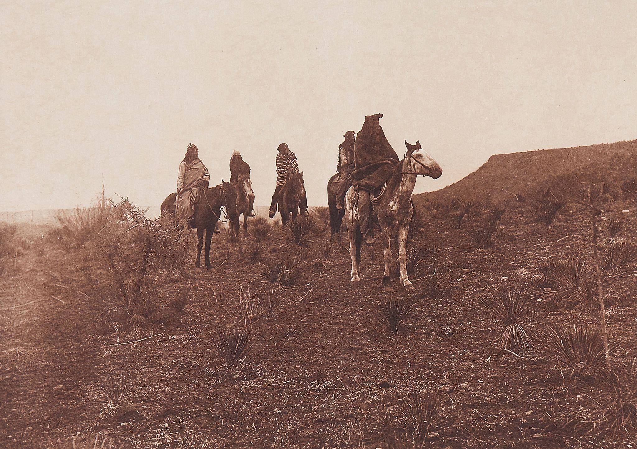 1903. Пустынные скитальцы