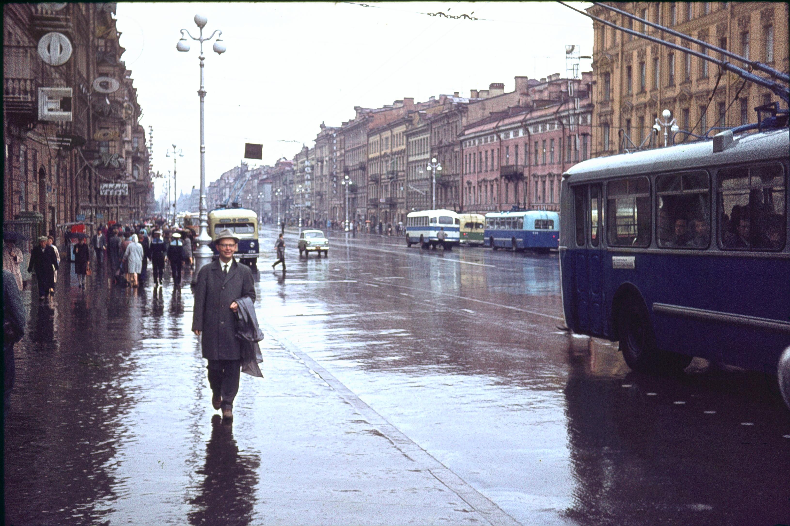 Ленинград. Невский проспект