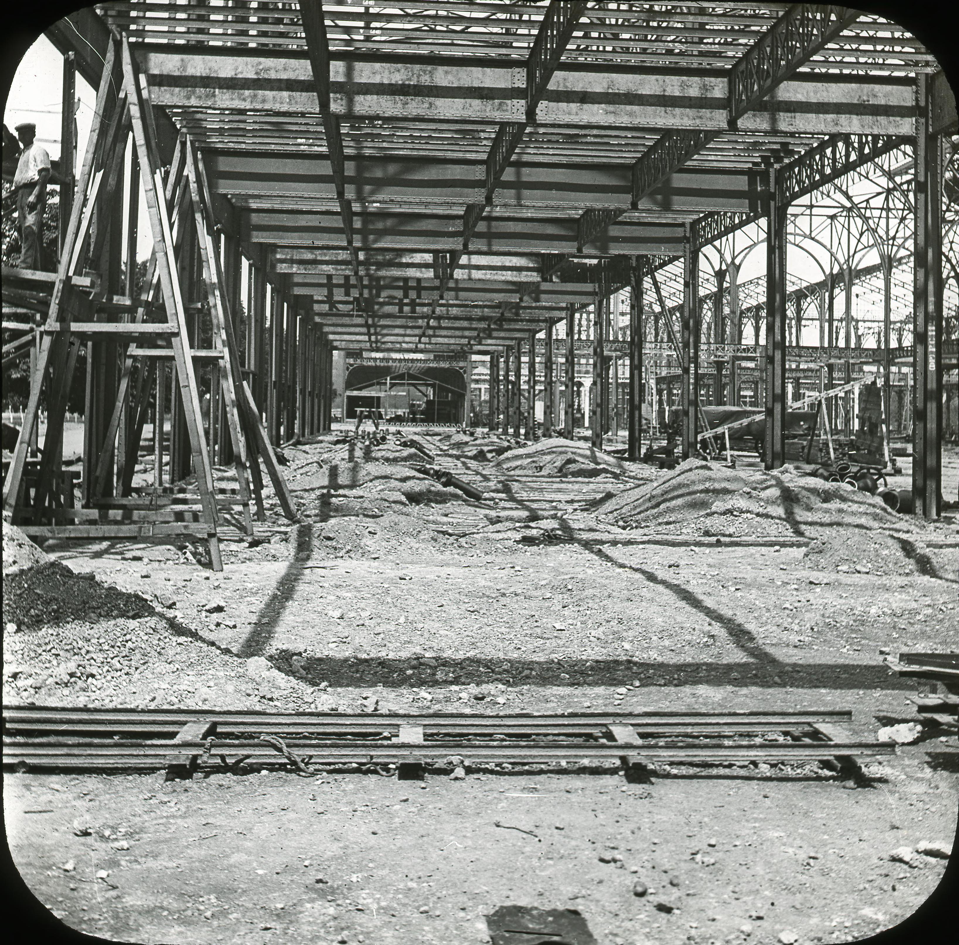 Строительство Дворца Промышленного Дизайна