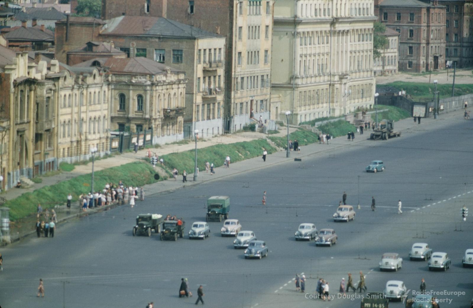 Садово-Сухаревская улица