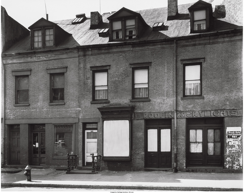 1937. Гранд-стрит, 511-513. 1 апреля