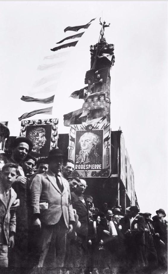 1934. 20-летие со дня смерти Жореса