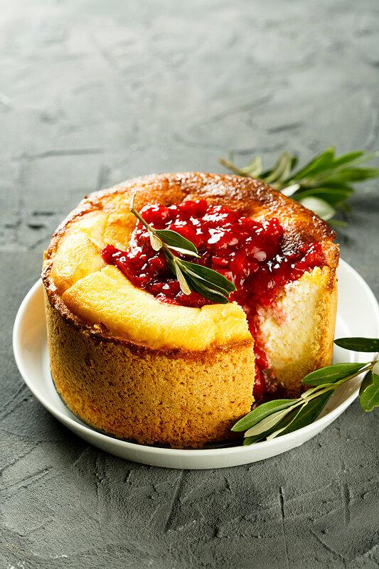 Рецепт пирога с клубничным вареньем в духовке рецепт