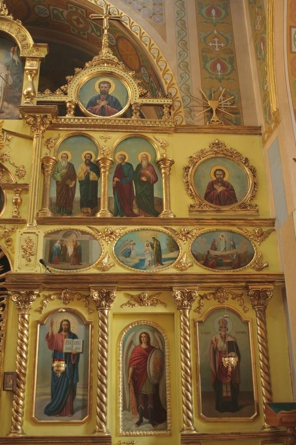 Свято-Николаевский Кафедральный собор. г. Алчевск