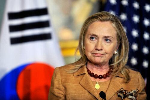 Wikileaks обнародовала седьмую часть писем из переписки Клинтон