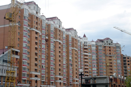 квартиры Москвы