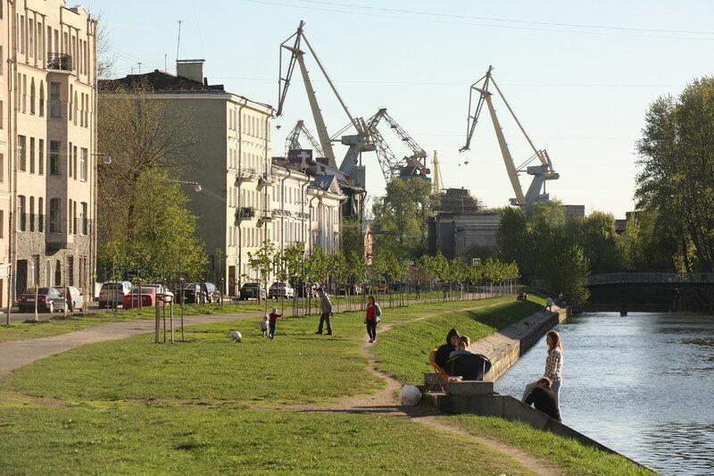 38. река Пряжка, Санкт-Петербург.JPG