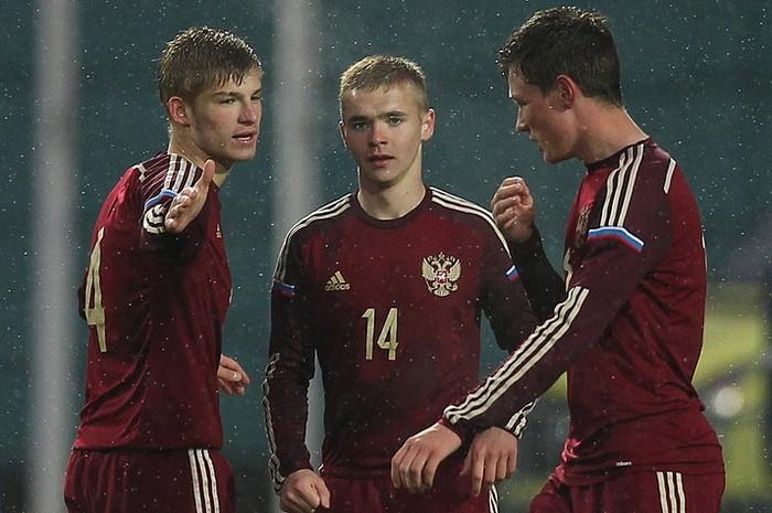 Выпускники московских футбольных академий