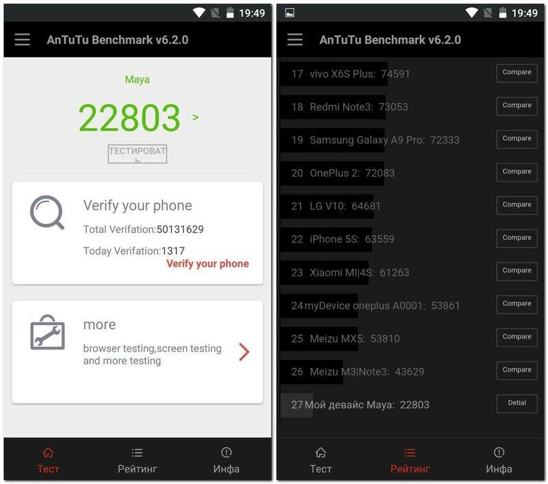 GearBest: Bluboo Maya: стильный 3G-бюджетник на Android 6.0