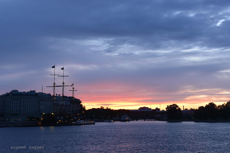 Санкт- Петербург.