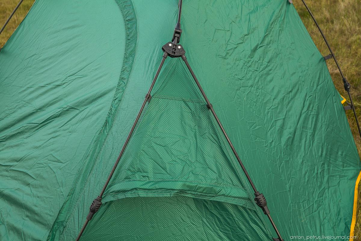 Палатка автомат