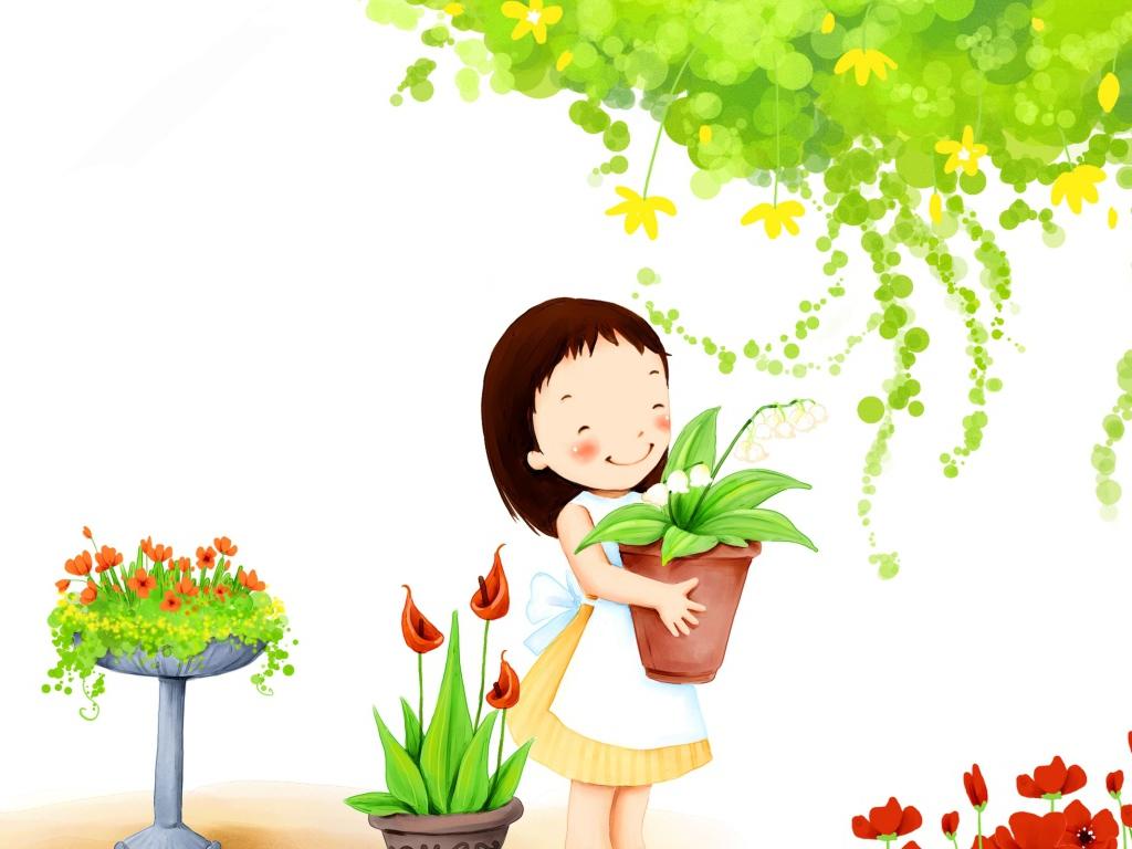 14 мая День посадки леса. Украсим мир цветами