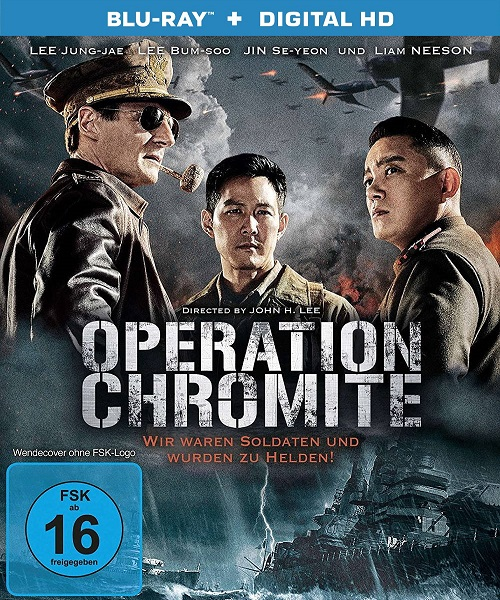 Операция «Хромит» / Operation Chromite / In-cheon sang-ryuk jak-jeon (2016/BDRip/HDRip)