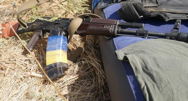 Боевики вели огонь из нелегального оружия навсех направлениях