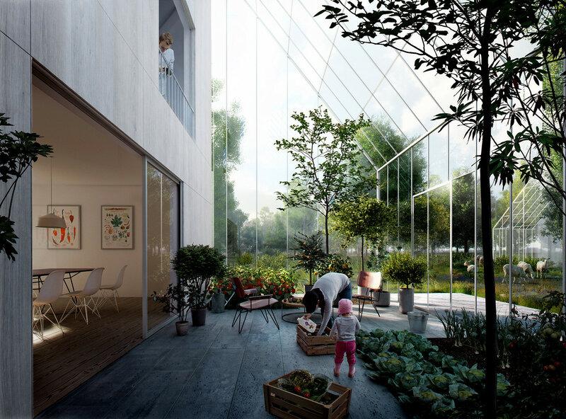 Будущее здесь: TESLA строит автономные колонии будущего в Нидерландах - фото 3
