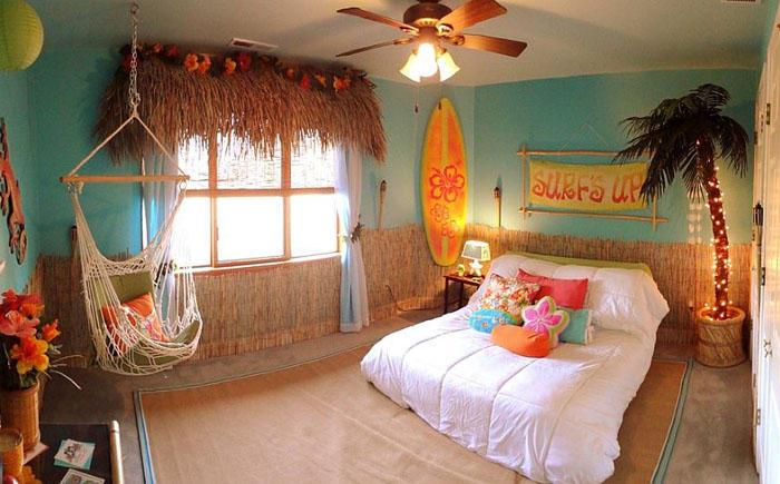 Восхитительные и необычные интерьеры детских комнат