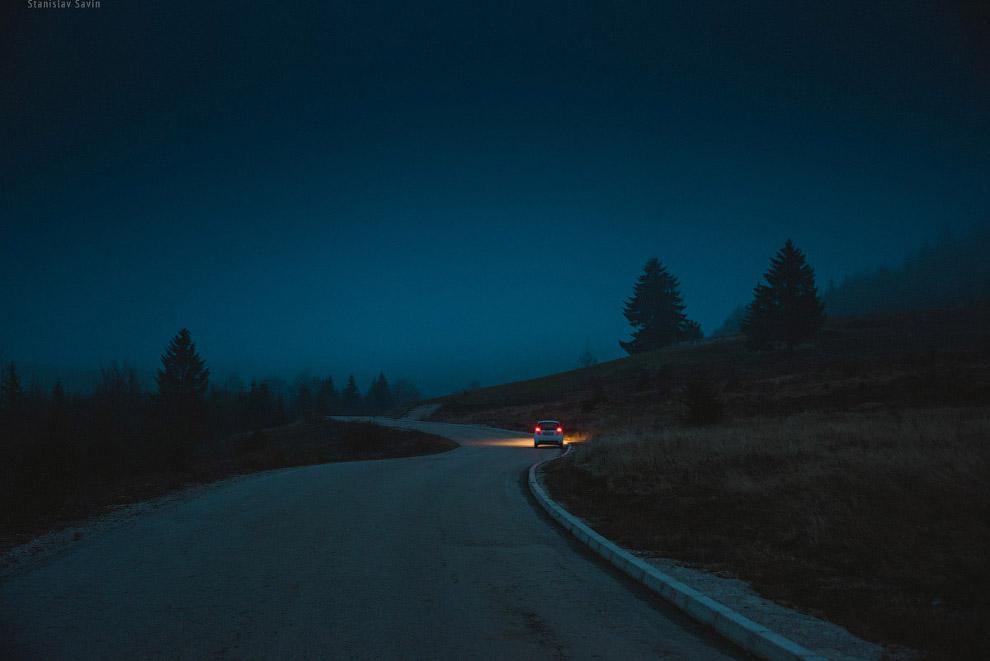 26. В туристический сезон Тара предлагает огромный выбор мест, где можно остановиться на ночлег