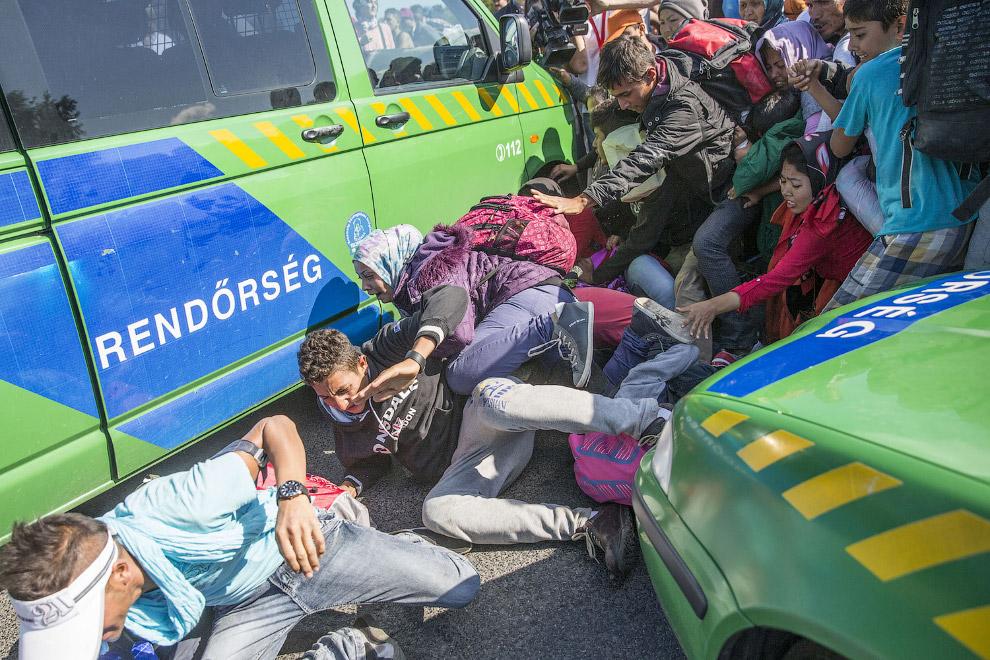 29. Радужные мечты. (Фото David W Cerny | Reuters):