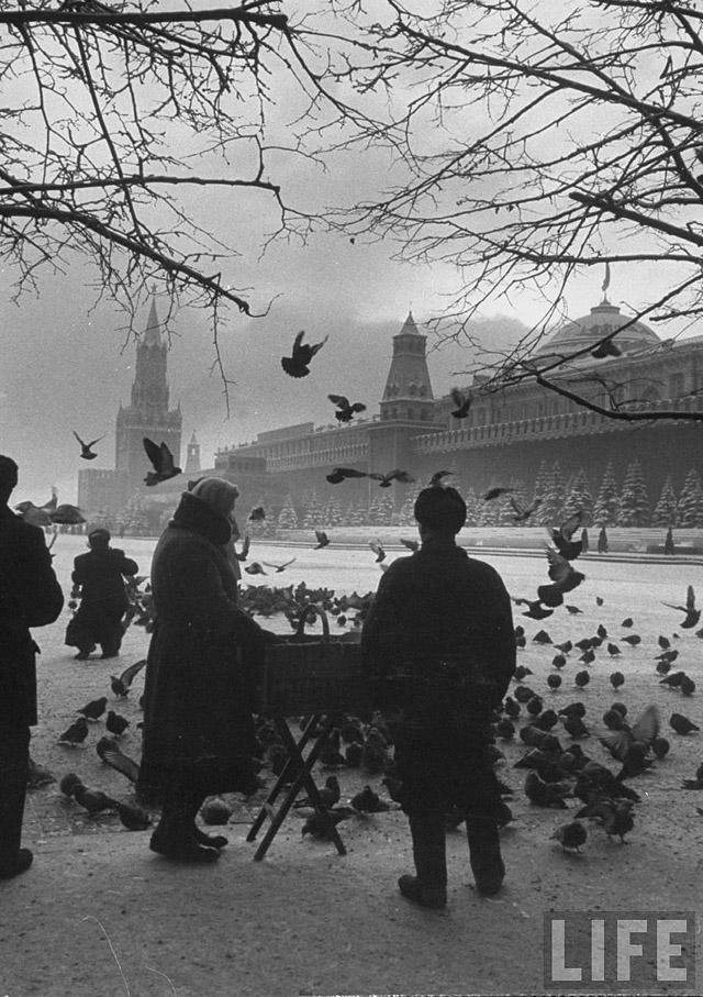 1. На Красной площади.