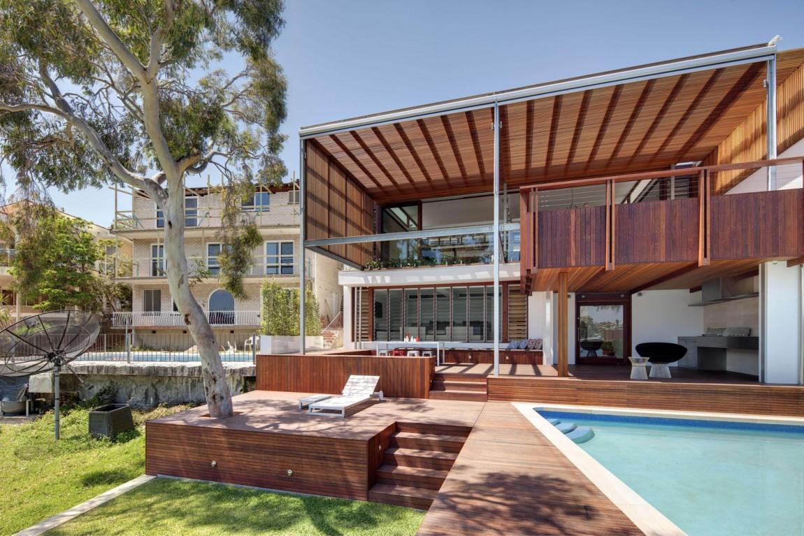 Проект дома Tennyson Point Residence (15 фото)
