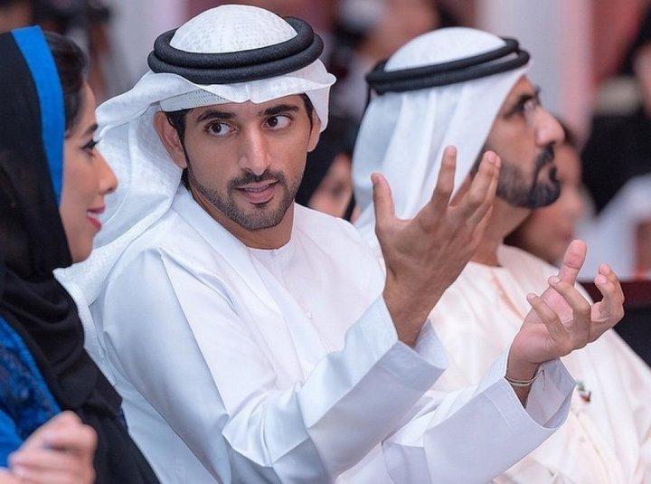 Как живет наследник престола Арабских Эмиратов (30 фото)
