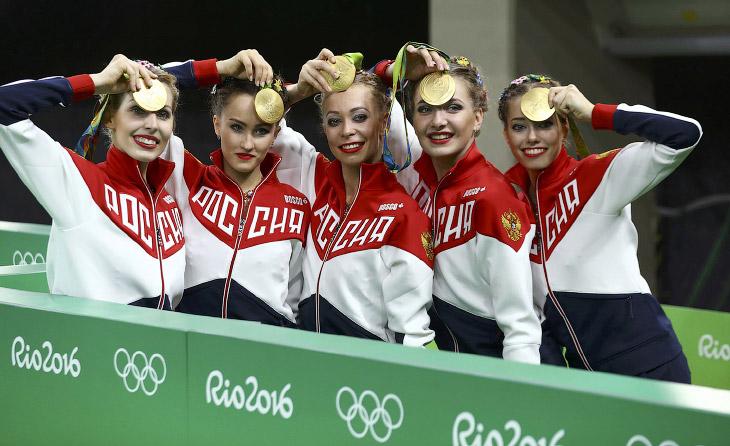 2. На Олимпиаде были установлены 27 мировых и 91 олимпийский рекорд. (Фото Paul Robinson | Reuters):