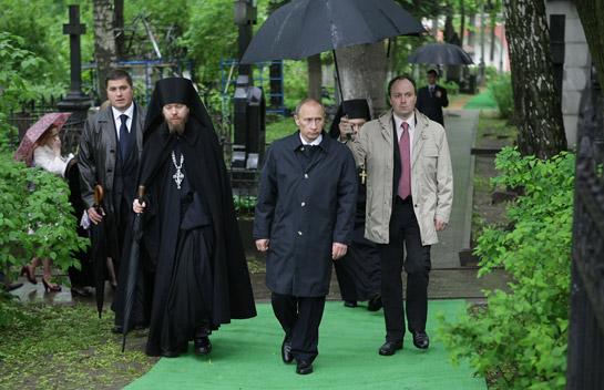 Путин снял Сергея Иванова сдолжности руководителя кремлевской администрации