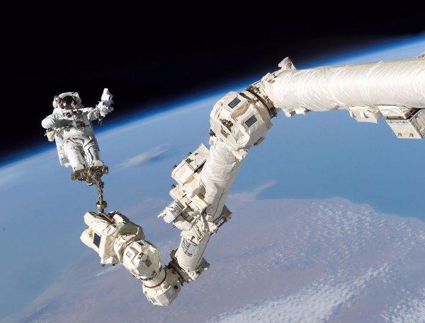 Астронавтами Канады готовы стать практически 4 тысячи человек