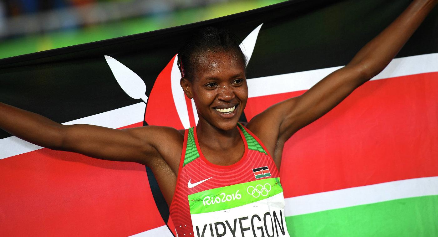 Власти Кении распустили Олимпийский комитет страны