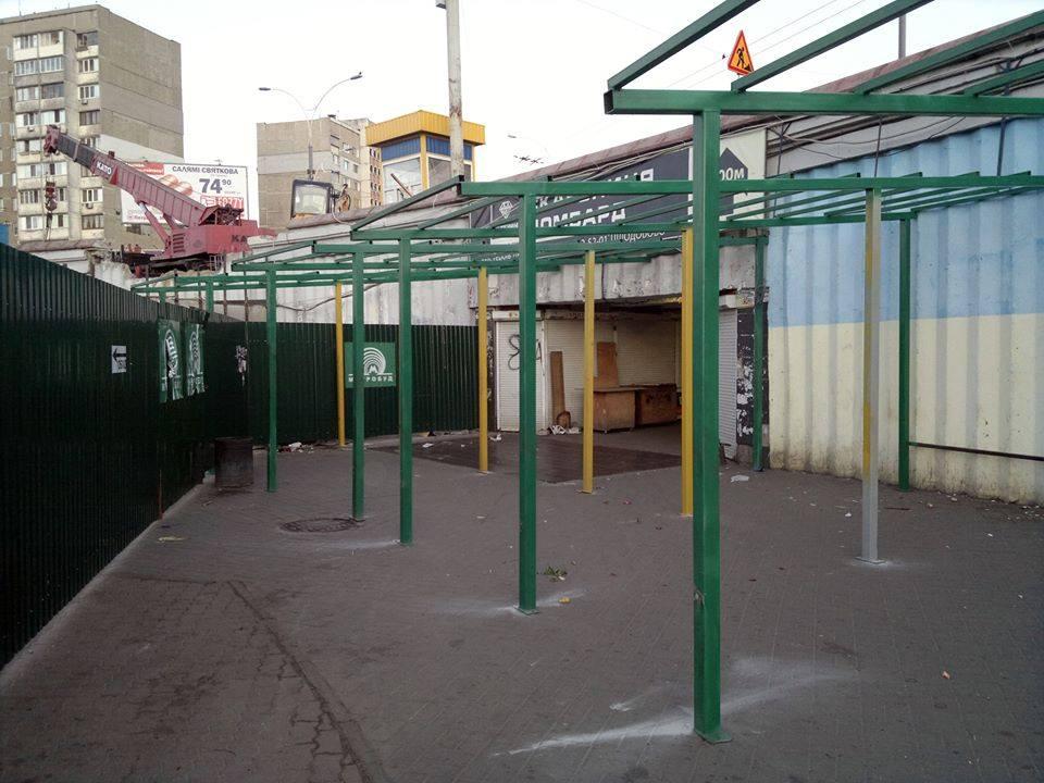 Строительство на«Героев Днепра» невлияет набезопасность пассажиров— начальник метрополитена