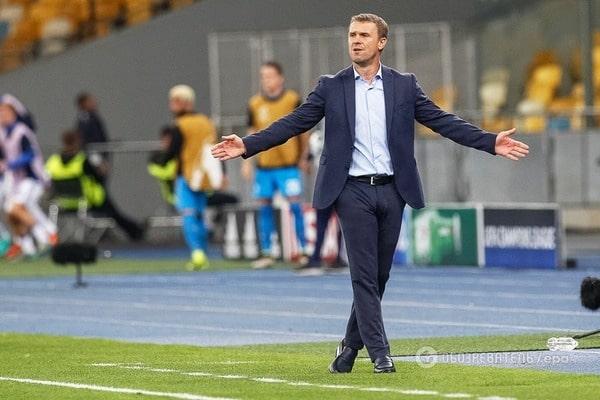 Ребров назвал главную ошибку «Динамо» впроигранном матче с«Наполи»