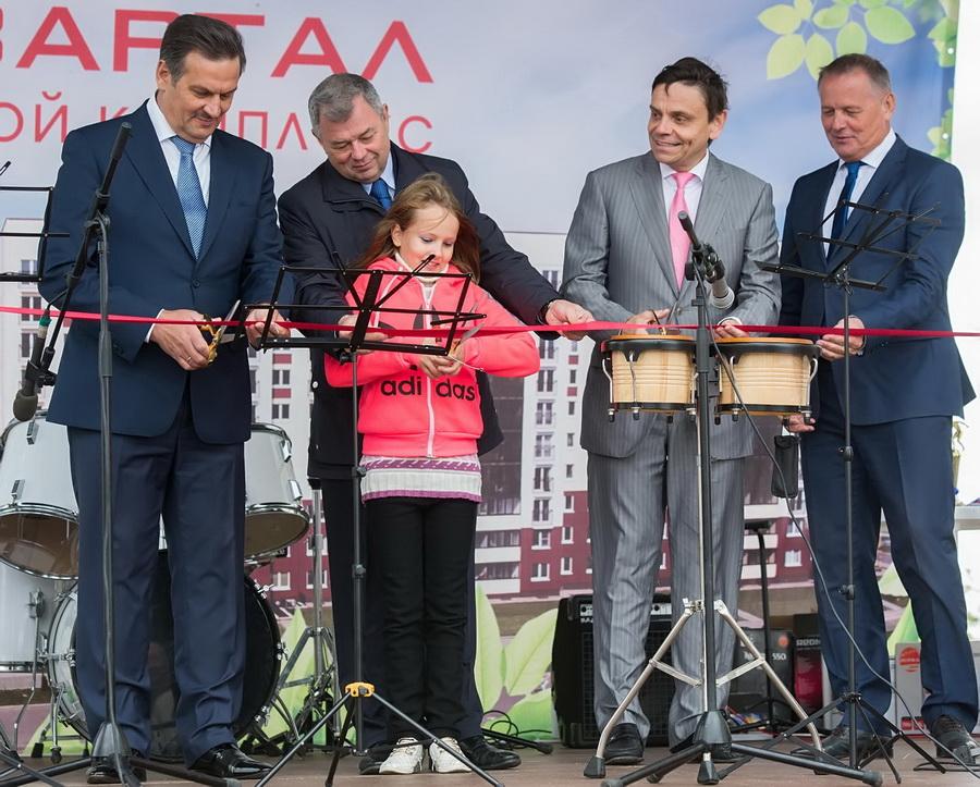 Калужская область иБеларусь расширяют сотрудничество всфере жилищного возведения
