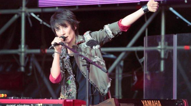 Земфира презентует альбом «Маленький человек» в столице