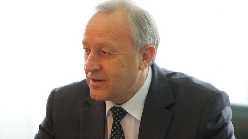 Валерий Радаев высказал идею начала производства iPhone напредприятиях Саратовской области