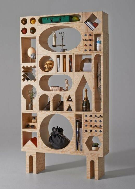 Современная мебель шведских дизайнеров