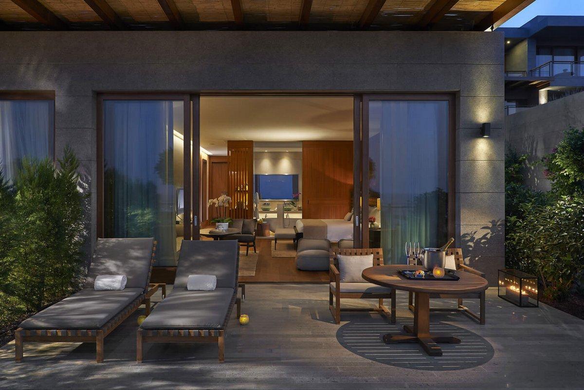 Отель Mandarin Oriental в Бодруме