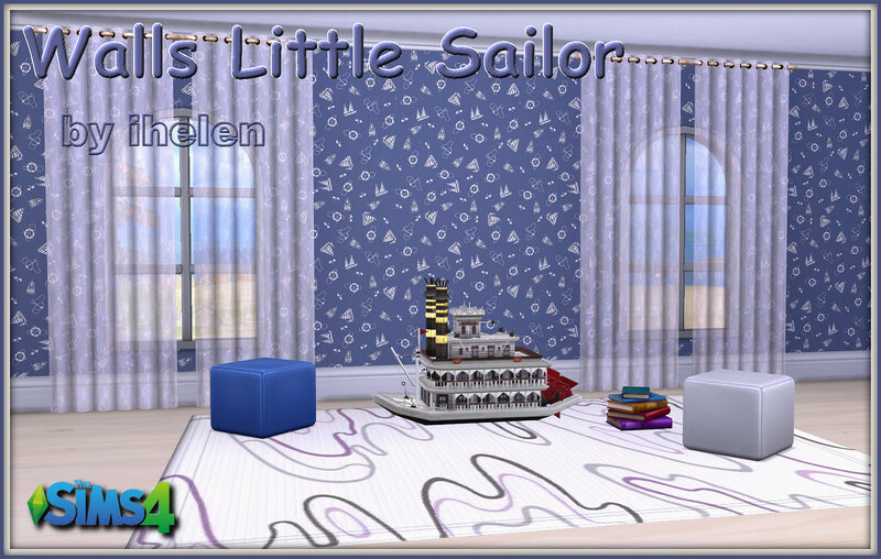 Walls Little Sailor by ihelen