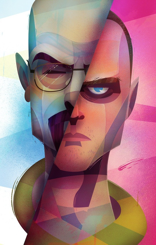 Digital Illustrations by Carlos Lerma