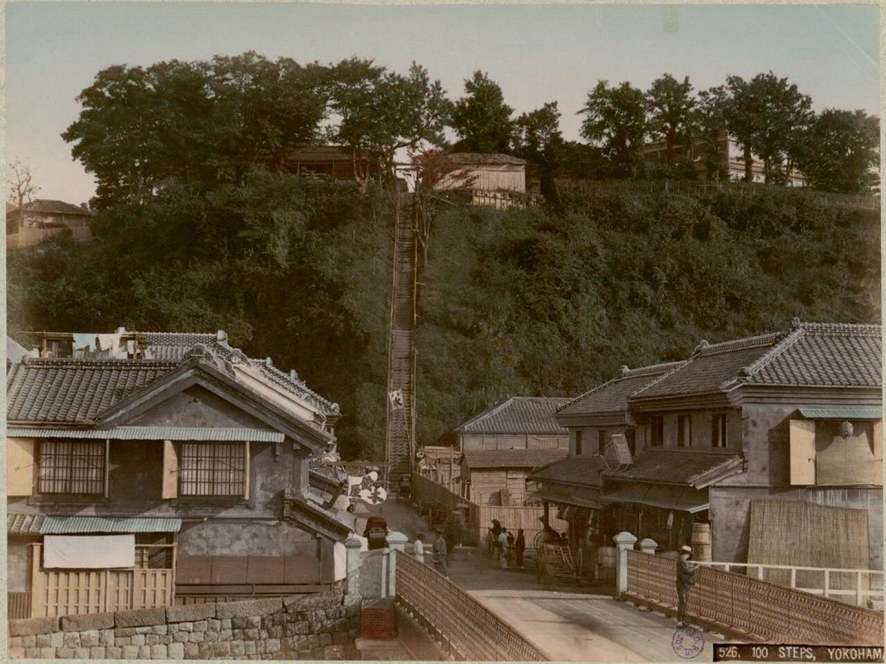 Иокогама. 100 шагов
