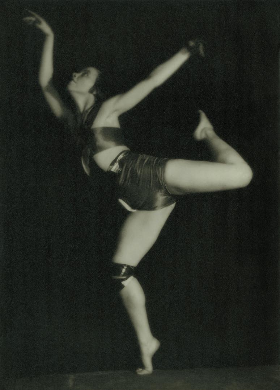 Этюд движения. 1926–1928