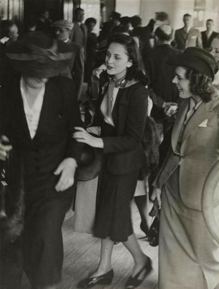 1930. Красивые девушки