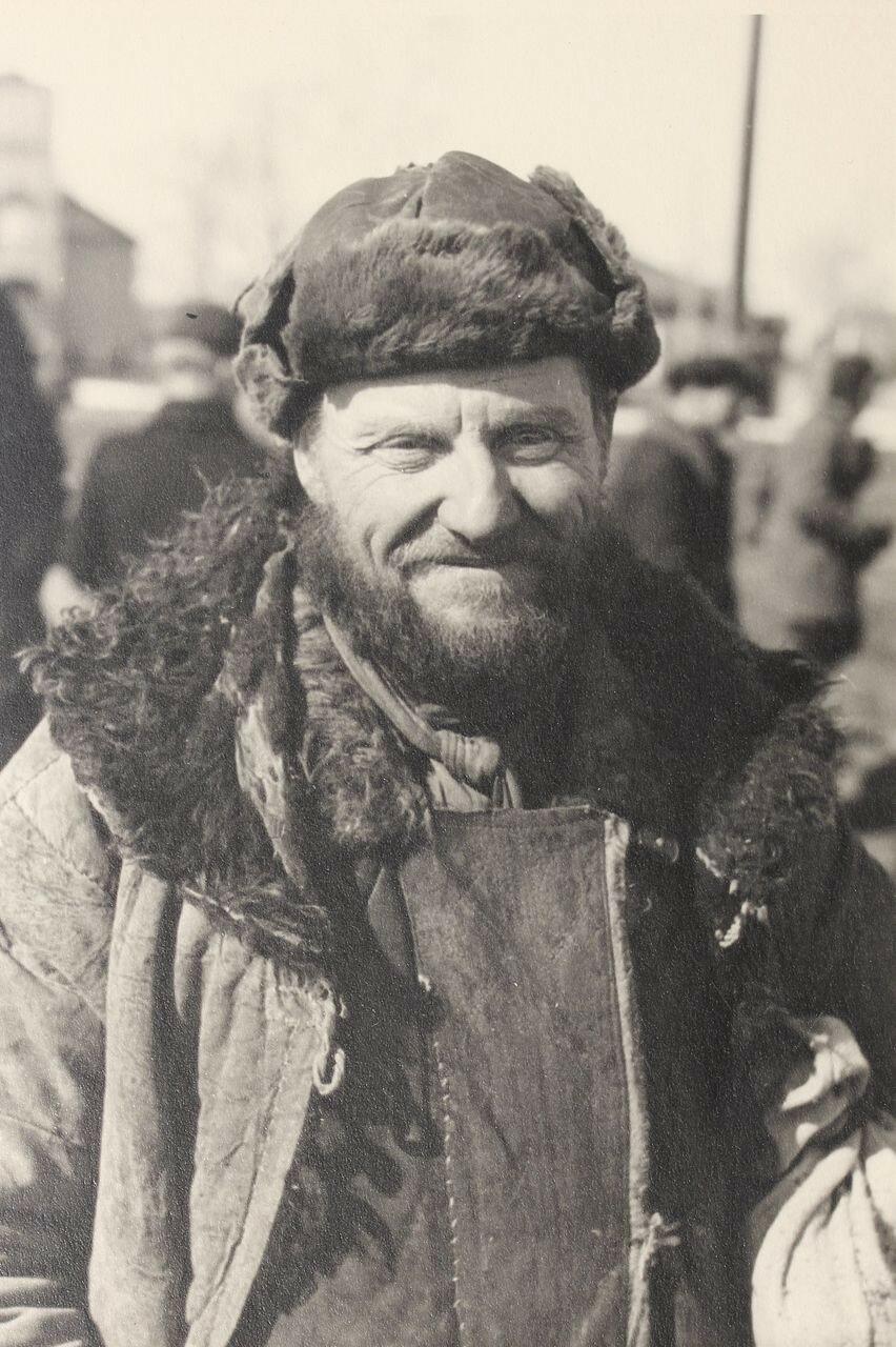 1941. Русский крестьянин