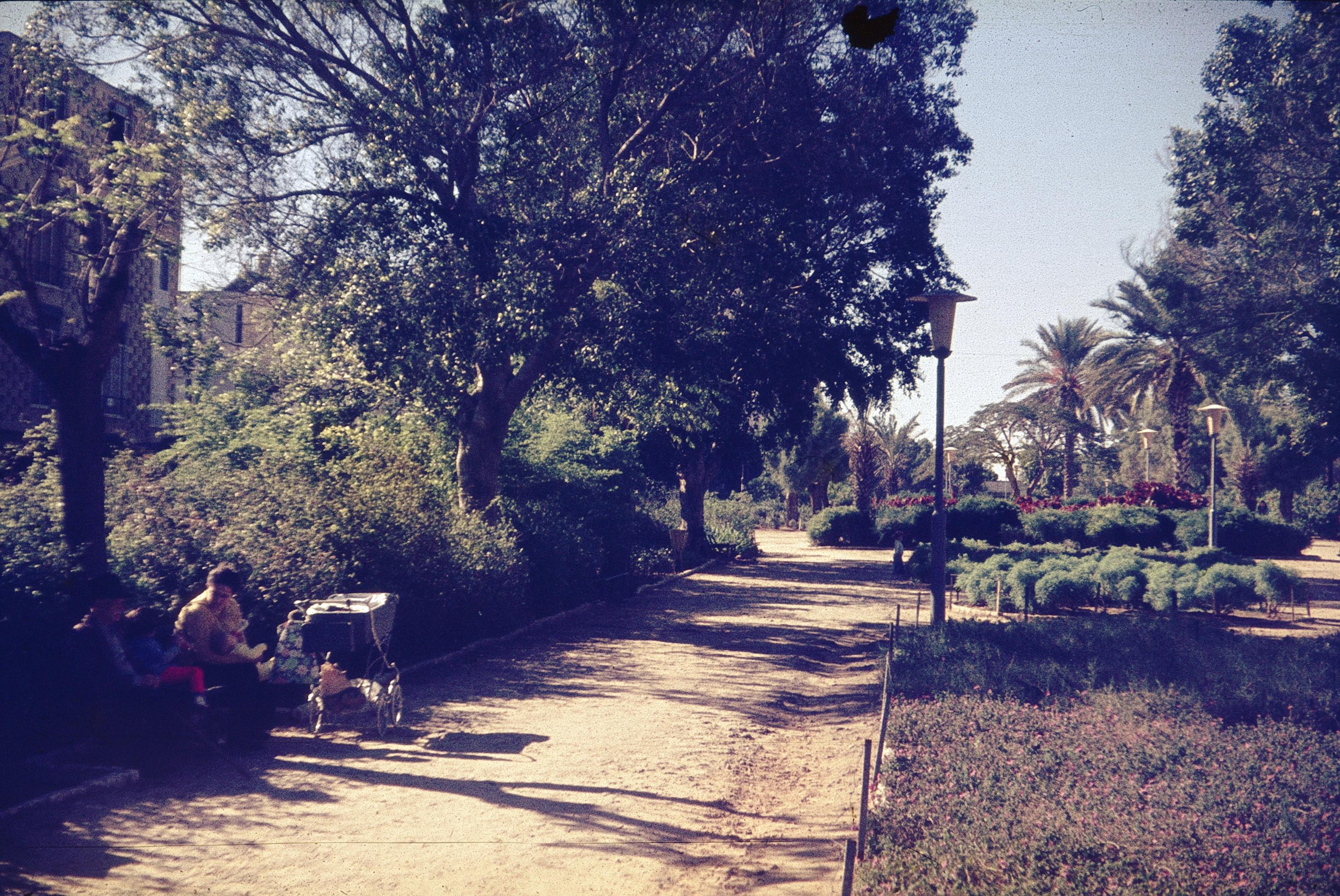 Бат-Ям. Парк