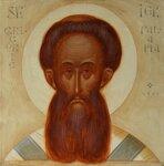 Святитель Григория Паламы архиепископ Солунский.  Sf Ierarh Grigorie Palama (1).