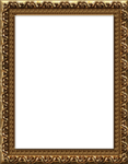 Photo frames on a transparent background (14).png
