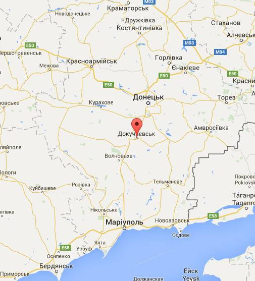 Напряжение на Мариупольском направлении растет: Враг штурмует высоты, которые контролируют силы АТО (видео)
